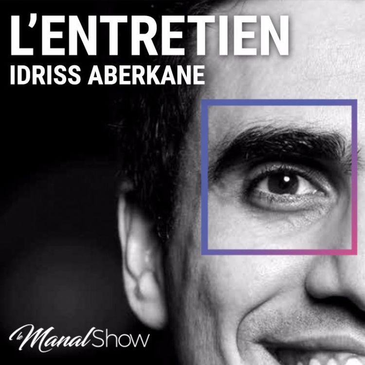 cover art for L'ENTRETIEN - IDRISS ABERKANE - ADAPTER L'ÉCOLE À NOTRE CERVEAU