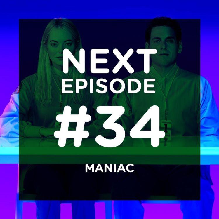 cover art for Maniac, pas dingue