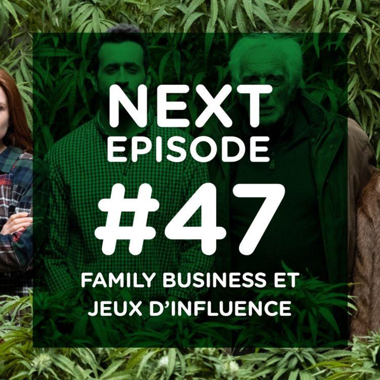 cover art for Family Business et Jeux d'influence, drogue douce et somnifères