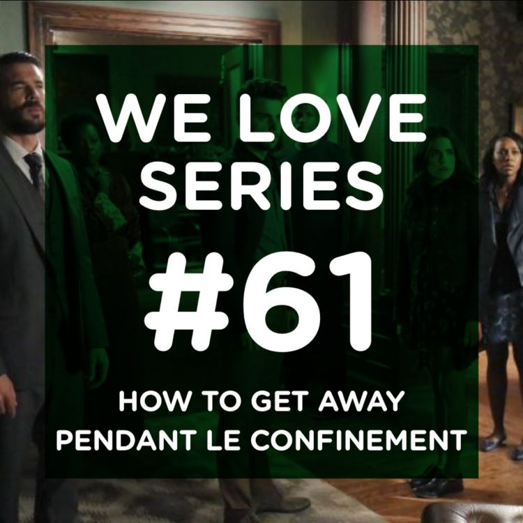 cover art for How to get away pendant le confinement