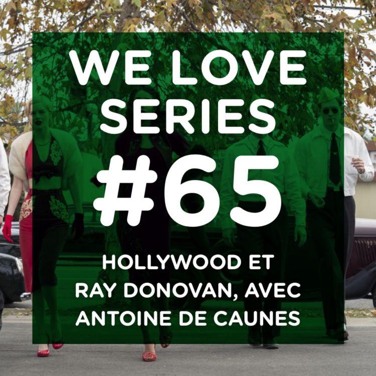 cover art for Hollywood et Ray Donovan, avec Antoine de Caunes