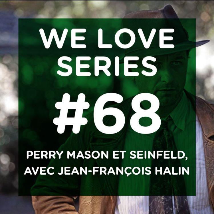 cover art for Perry Mason et Seinfeld, avec Jean-François Halin
