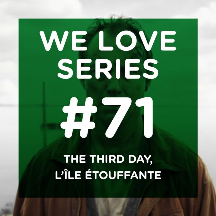 cover art for The Third Day, l'île étouffante