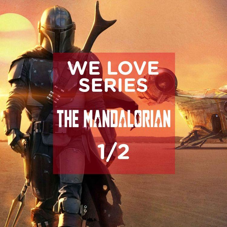 cover art for The Mandalorian 1/2