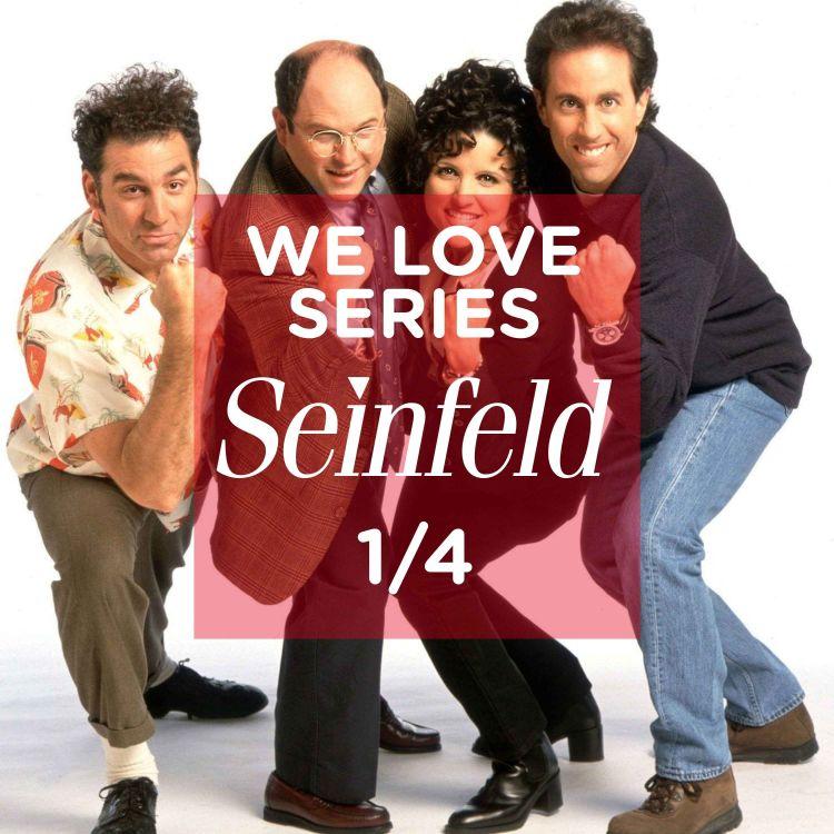 cover art for Seinfeld 1/4