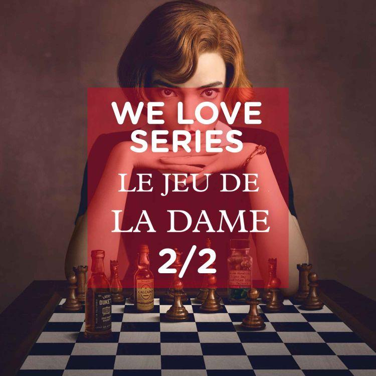 cover art for Le Jeu de la Dame 2/2