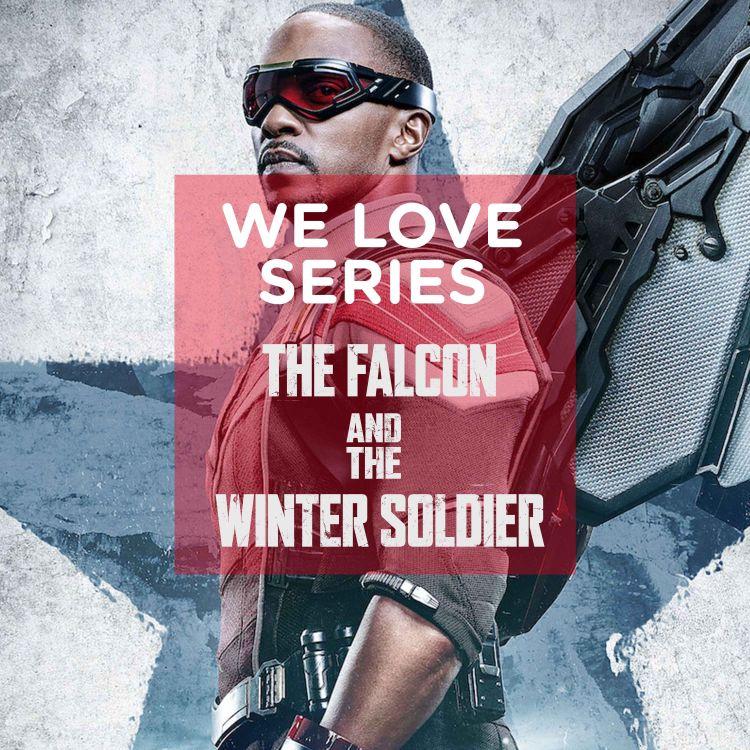cover art for Falcon et le Soldat de l'Hiver