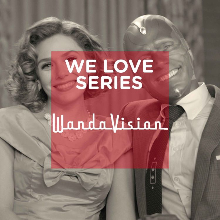 cover art for WandaVision