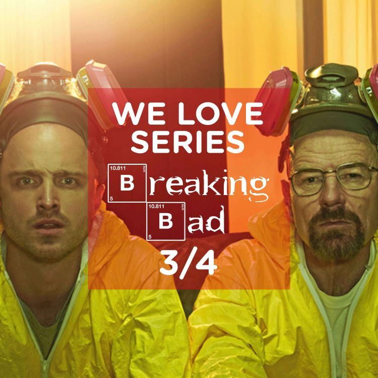 cover art for Breaking Bad 3/4