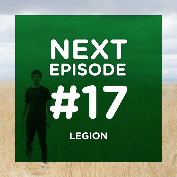 cover art for Legion, un coup de pied dans la pop culture