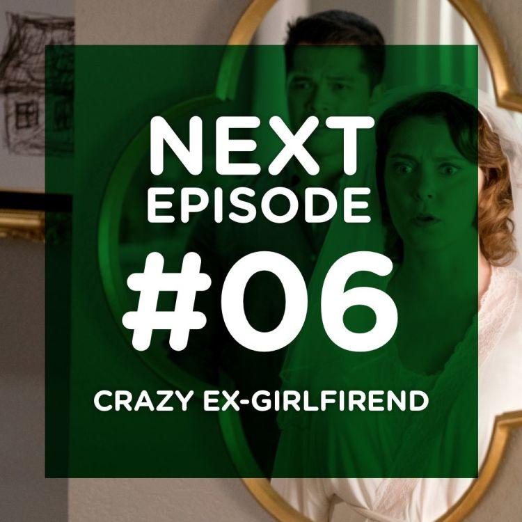 cover art for Crazy Ex-Girlfriend, trois saisons de folie