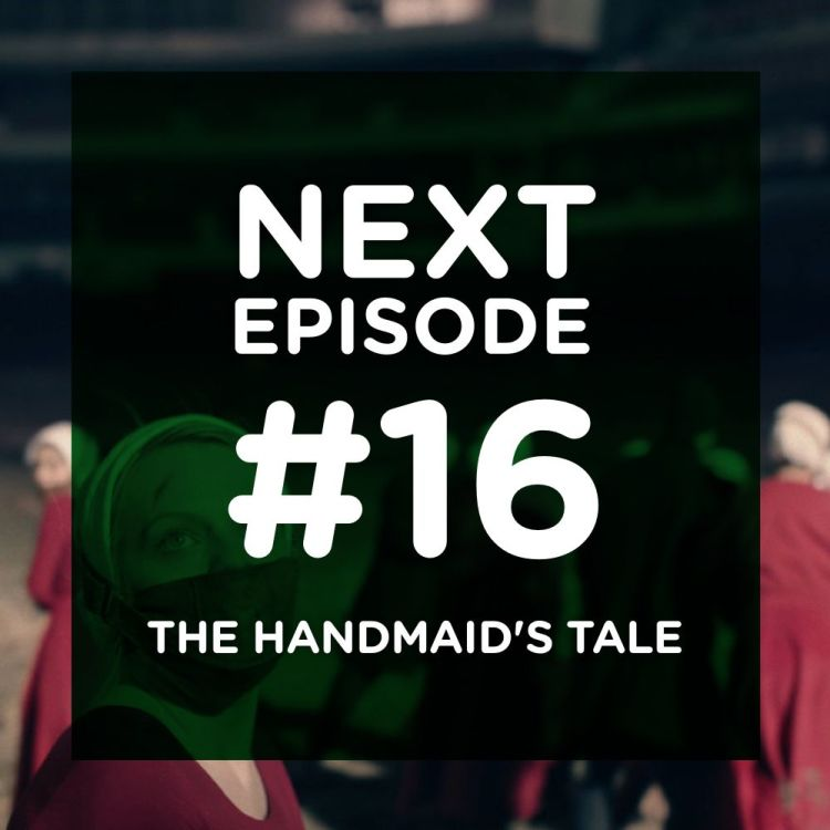cover art for The Handmaid's Tale, dystopie ou avertissement ?