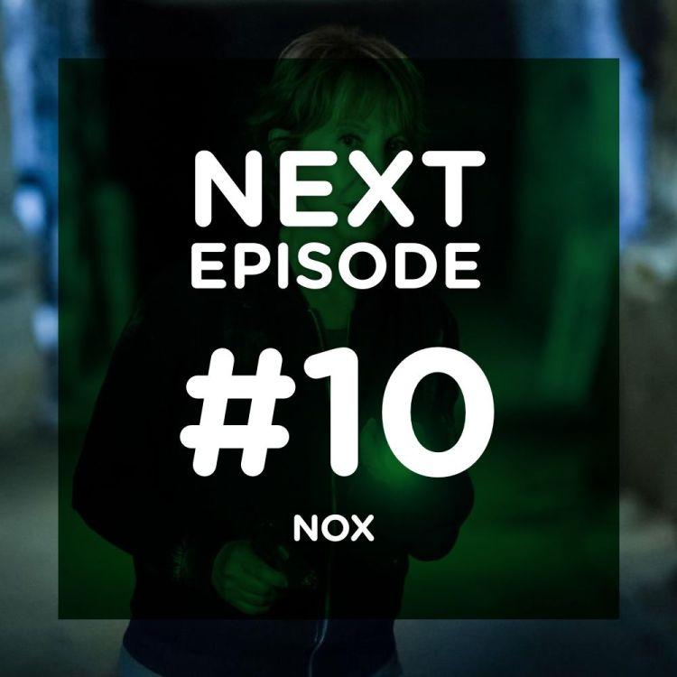 cover art for Nox, un pur thriller sorti des entrailles de Paris