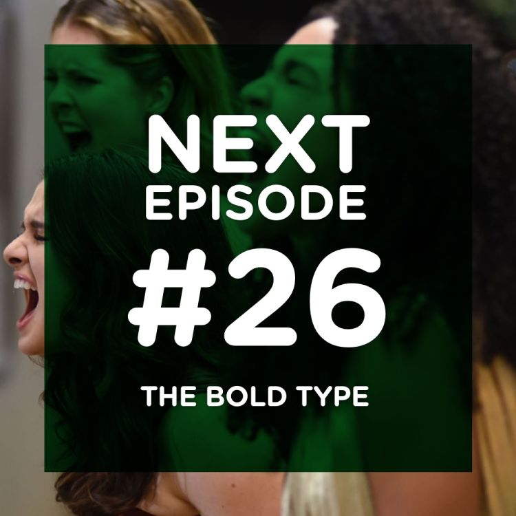 cover art for The Bold Type, furieusement feel good