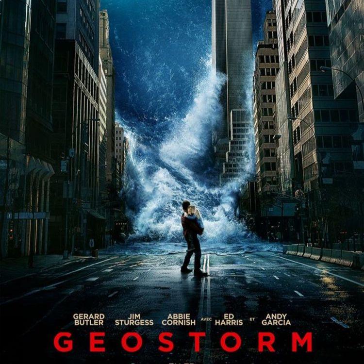 cover art for Geostorm - Thomas Camacho