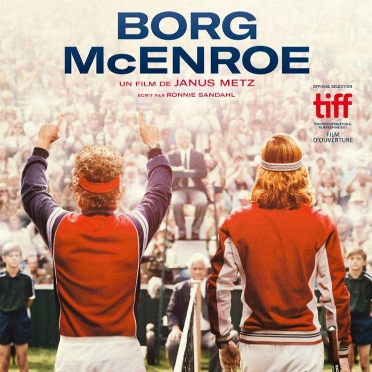 cover art for Borg / Mc Enroe - Julien Dugois