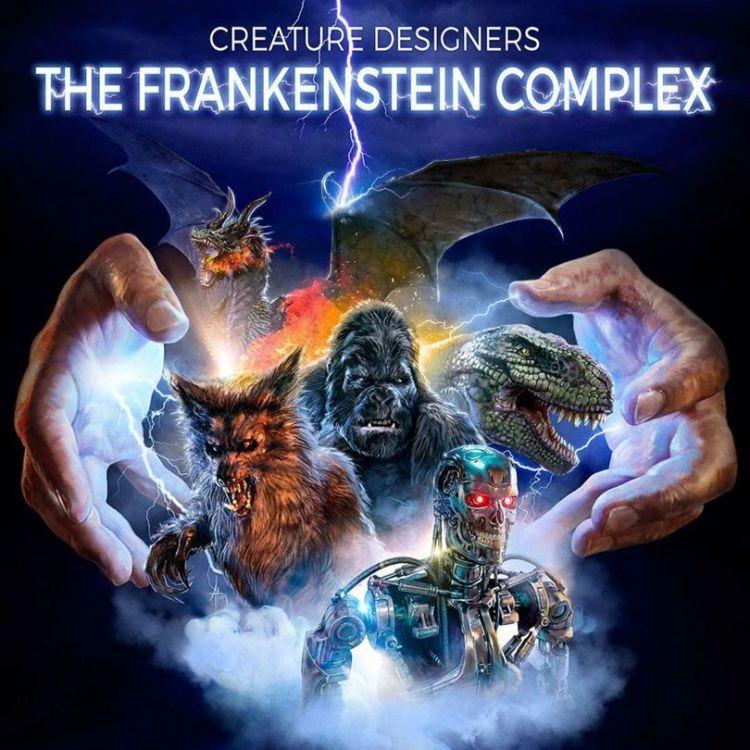 cover art for L'Actu Ciné des Blogueurs - Thomas Camacho - Le Complexe de Frankenstein