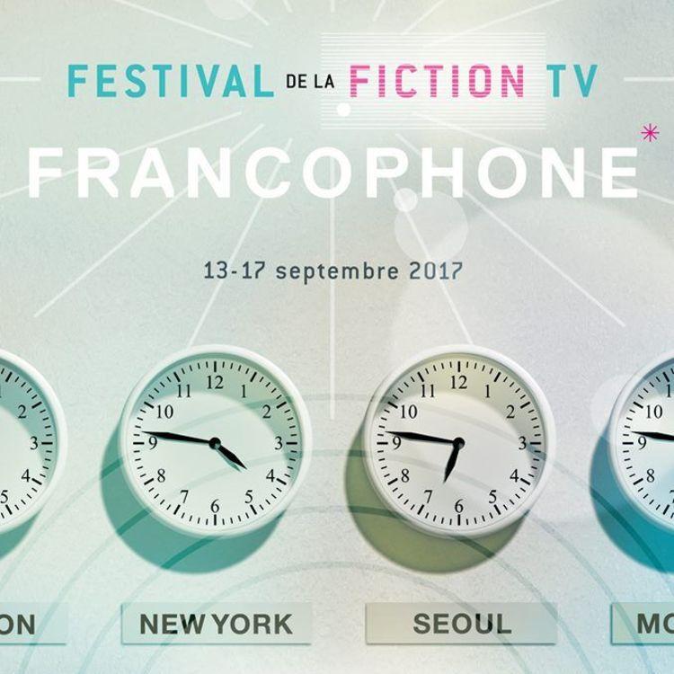 cover art for FESTIVAL DE LA FICTION TV - Lubiie - L'ACTU CINE DES BLOGUEURS