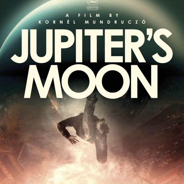cover art for La Lune de Jupiter - Olivier Thillays