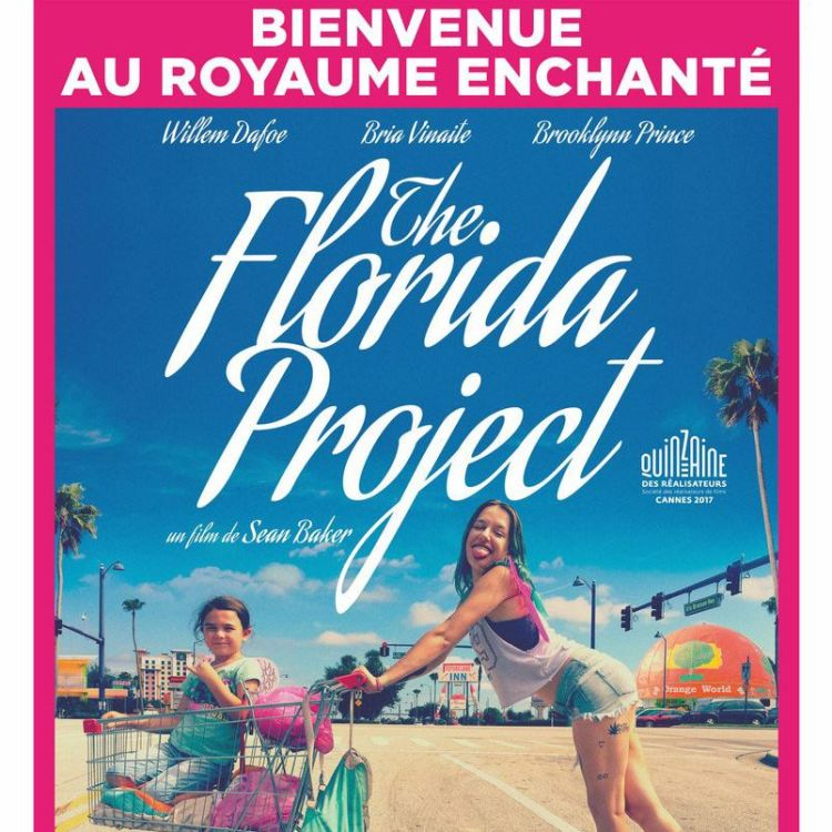 cover art for The Florida Project - Emmanuelle Sal