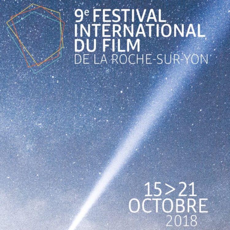 cover art for Marie-Ange Luciani : Spécial Festival International du film de la Roche-sur-Yon