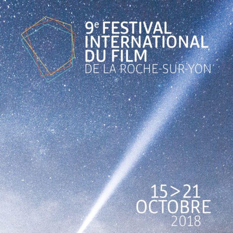 cover art for Paolo Moretti : Spécial Festival International du film de la Roche-sur-Yon