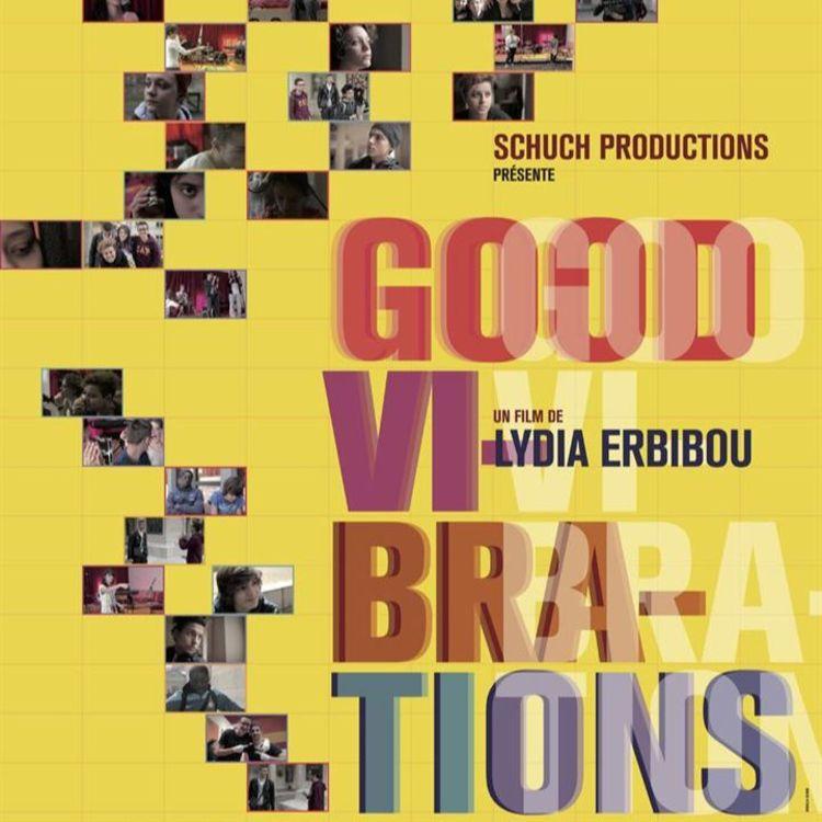 cover art for GOOD VIBRATIONS - Lydia Erbibou