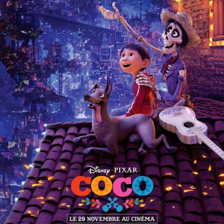 cover art for COCO - Jeremy Ponthieux