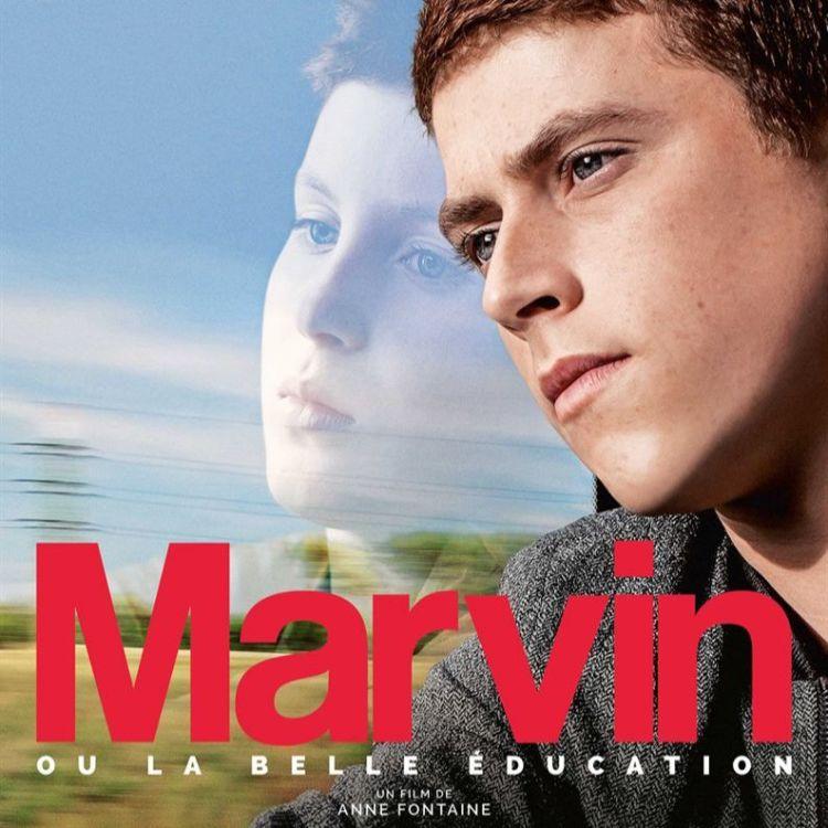 cover art for Marvin ou la belle éducation - Antoine Corte