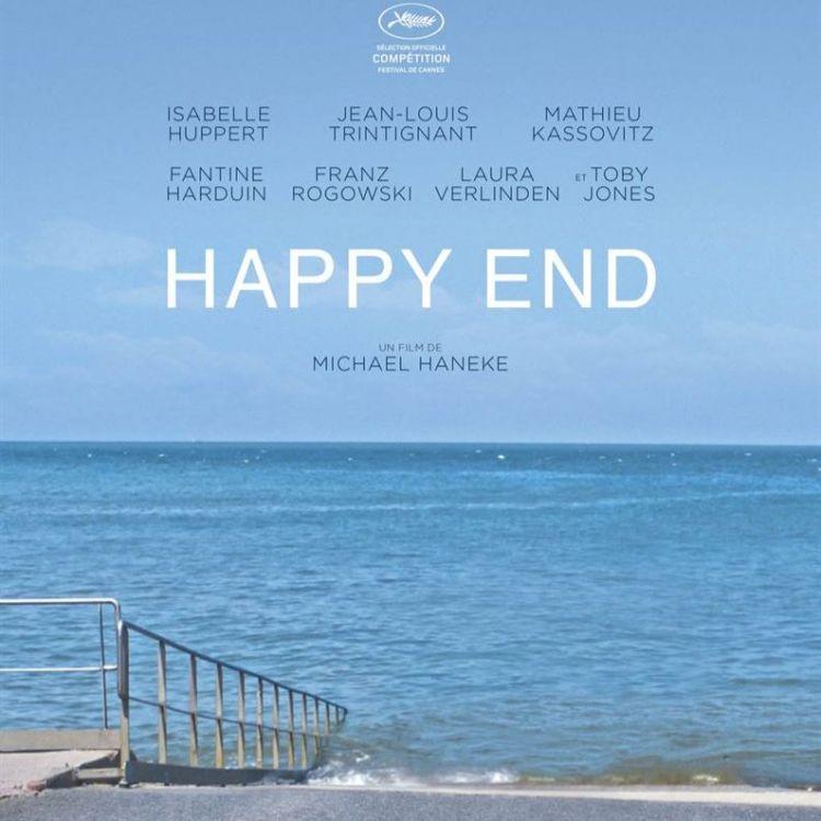 cover art for L'Actu Ciné Des Blogueurs - Sylvain Lefort - Happy End