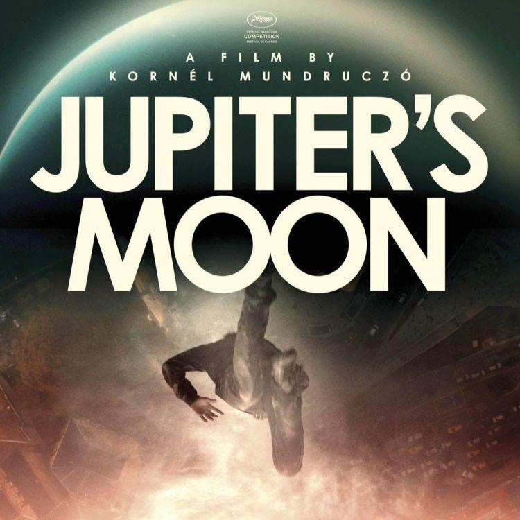 cover art for La Lune de Jupiter - Vincent Courtade