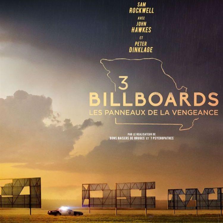 cover art for 3 Billboards, Les Panneaux de la vengeance - Emmanuelle Sal