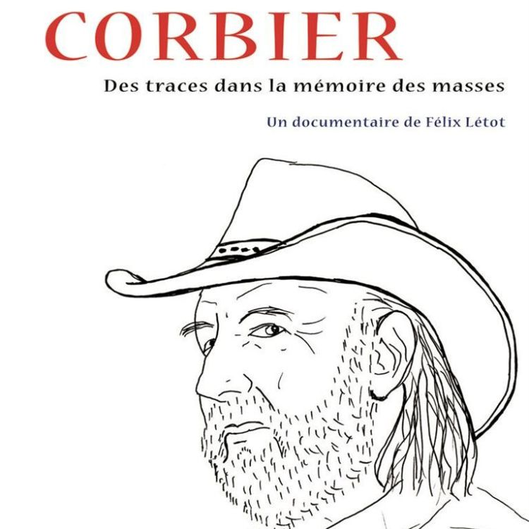 cover art for Corbier , des traces dans la memoire des masses - Felix Létot et François Corbier