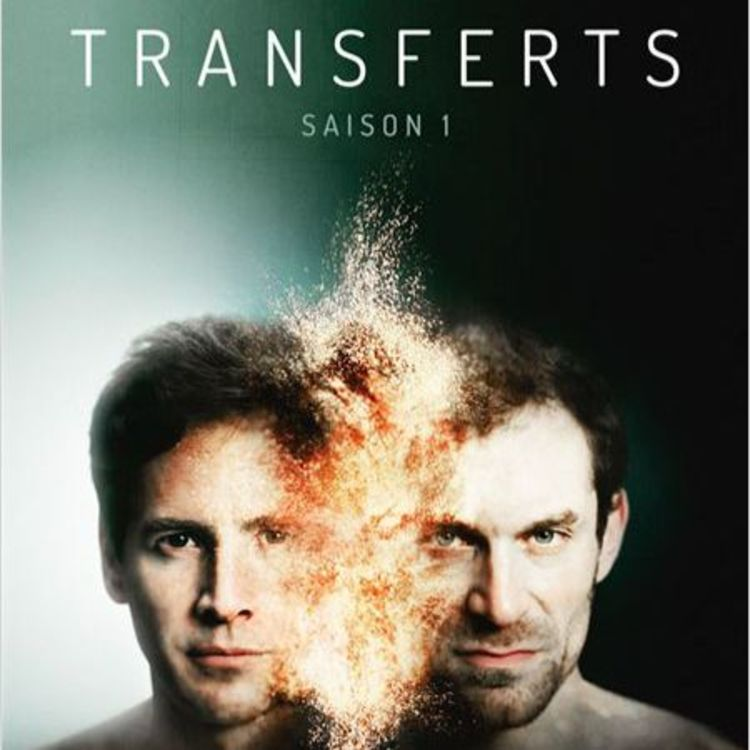 cover art for TRANSFERTS - Lubiie