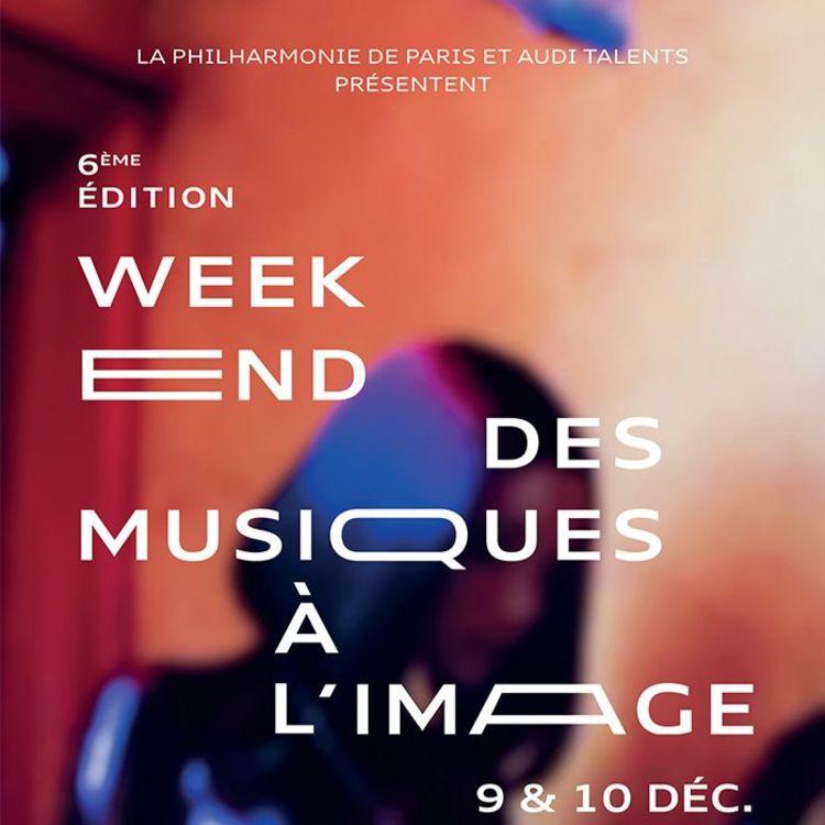 cover art for 6 Edition Week-end des Musiques à l'Image - Sacha Farkas - Audi Talents