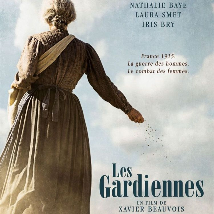 cover art for LES GARDIENNES - Stéphane Valette
