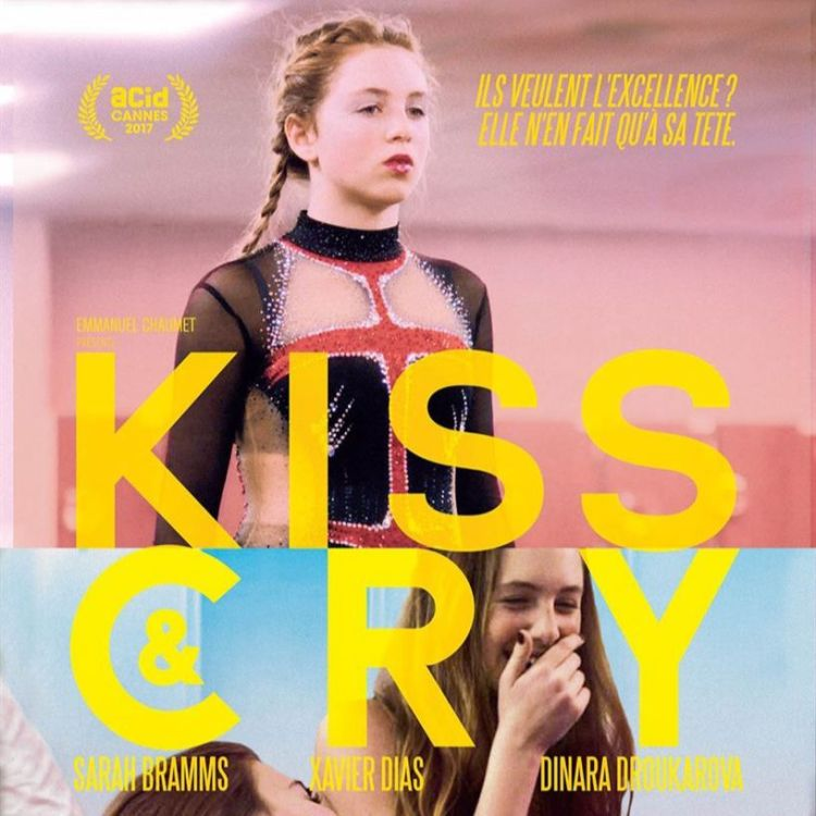 cover art for KISS AND CRY - Chloé Mahieu