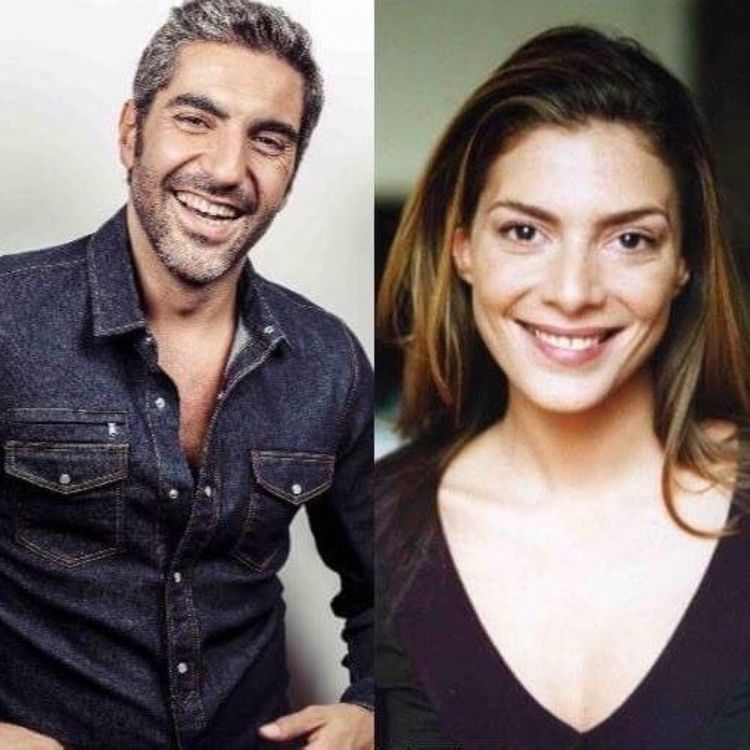 "cover art for Ary Abittan & Judith El Zein : ""Stress, Mal de dos et David Foenkinos"""