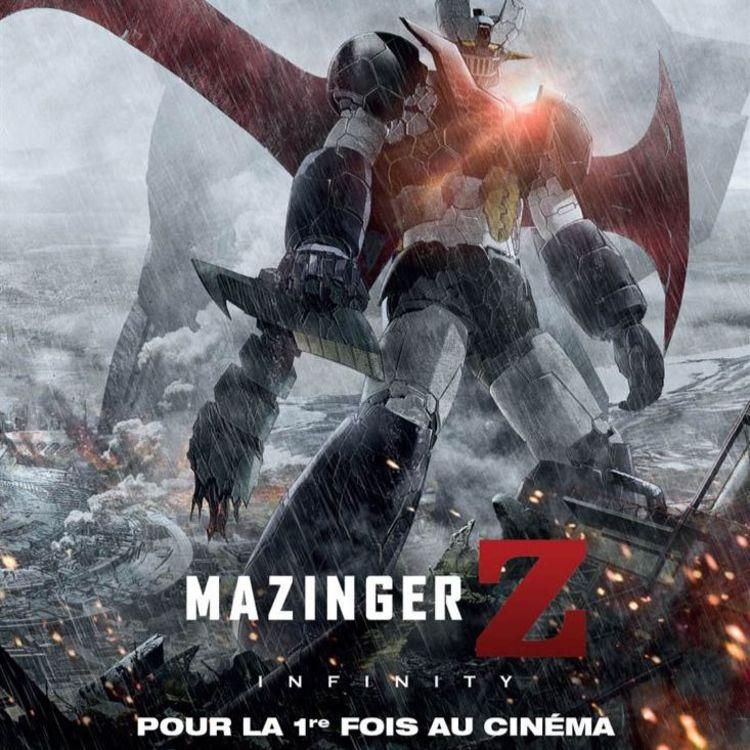 cover art for MAZINGER Z - Arnaud Ducret
