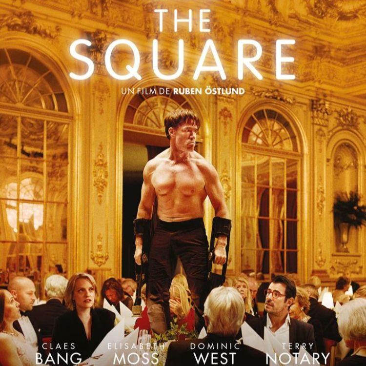 cover art for L'Actu cinéma des Blogueurs - Olivier Thillays - The Square