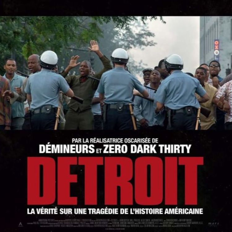 cover art for L'Actu ciné des Blogueurs - Julien Dugois - Detroit