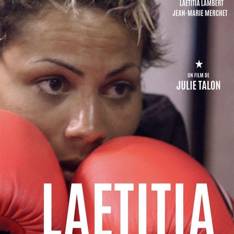 cover art for LAETITIA - JULIE TALON