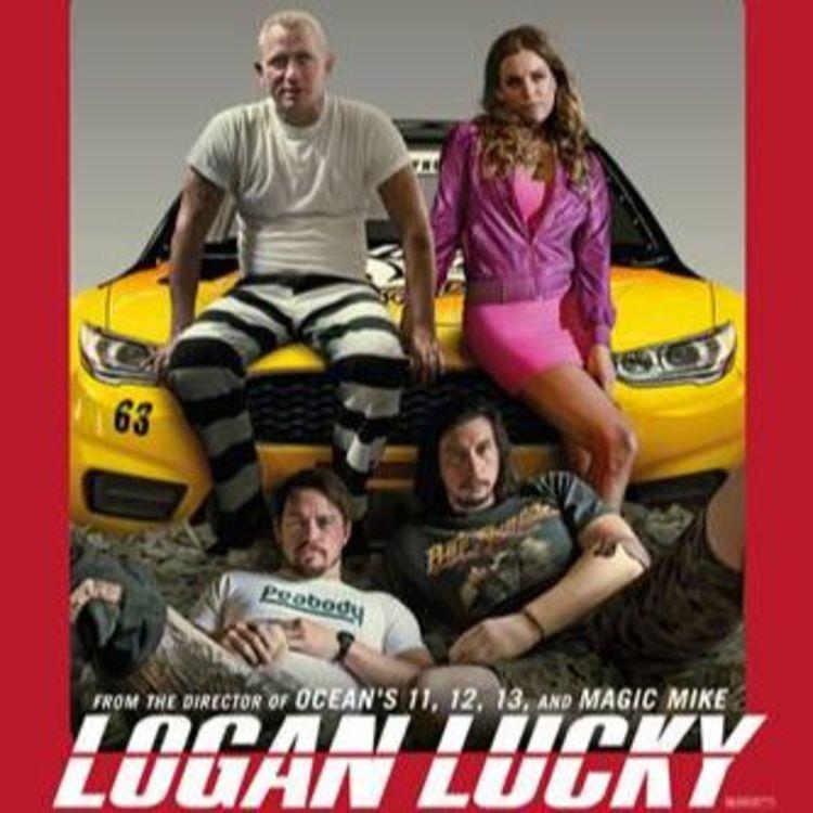 cover art for Logan Lucky - Stéphane Valette