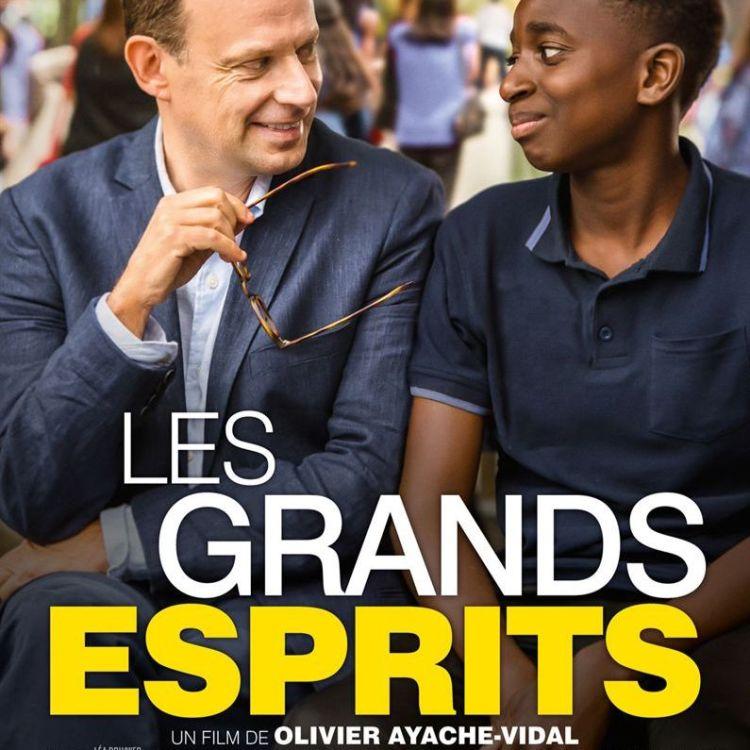 cover art for LES GRANDS ESPRITS - JEREMY PONTHIEUX