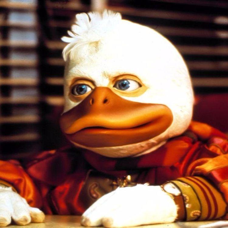 cover art for Howard The Duck, briseur de carrière.