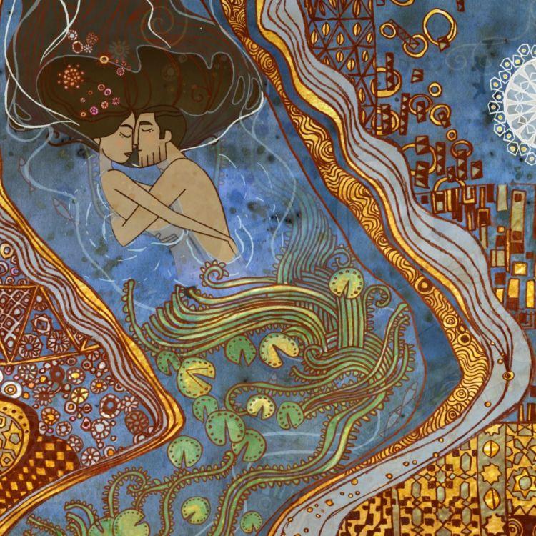 cover art for Khalil Gibran, histoire d'un prophète.