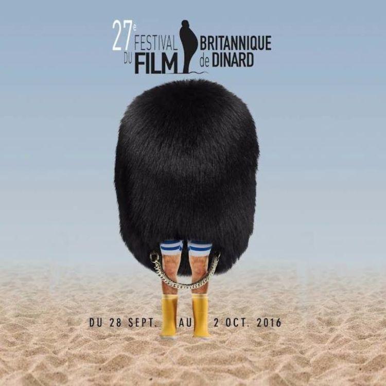 cover art for 27 ème Festival du film britannique de Dinard. (isn't it)