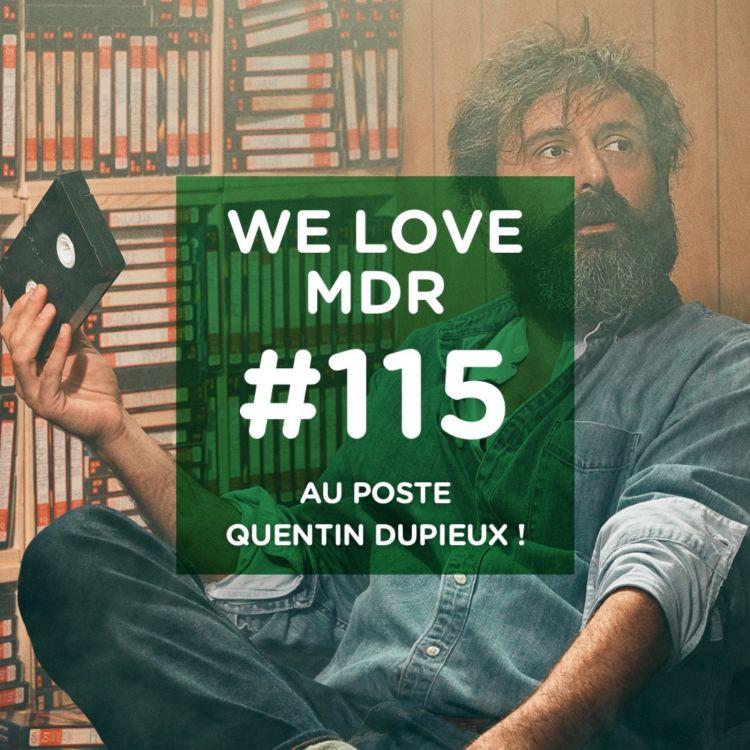 cover art for Au Poste Quentin Dupieux !