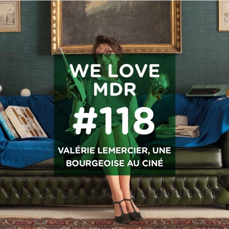 cover art for Valérie Lemercier, une bourgeoise au ciné