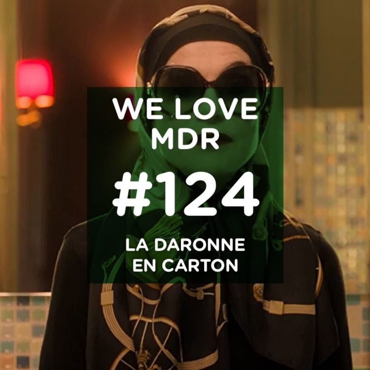 cover art for La Daronne en carton